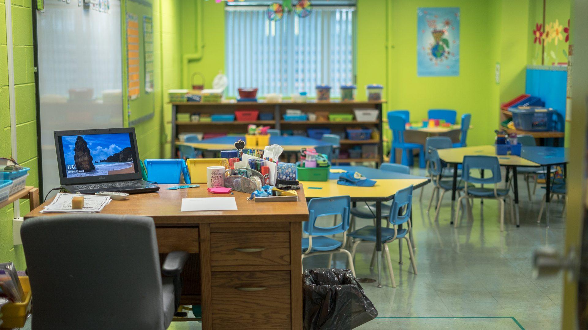 Classe de maternelle #2